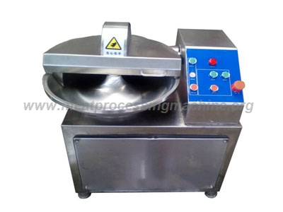 Vegetable and Meat Cutter and Mixer