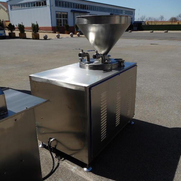 hydraulic enema machine