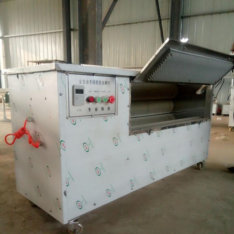 industrial fish scaler machine