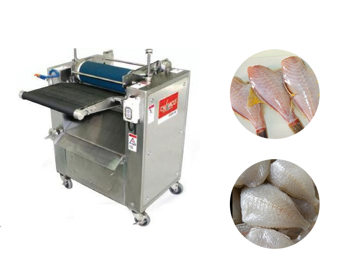 Commercial fish skinning machine for sale