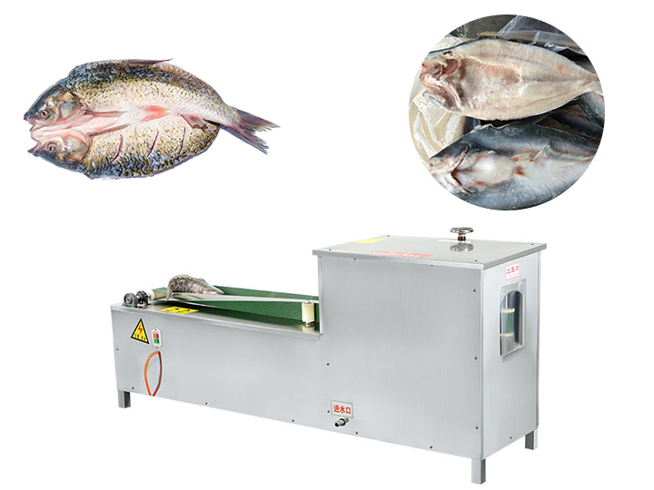 electric fish butterfly cutting machine