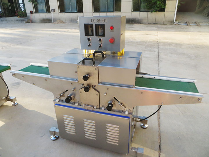 Meat Cutting Machinery for Meat Strips
