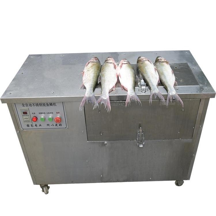 remove fish in batch