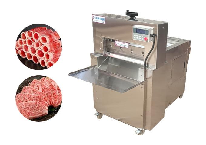 Lamb Cutting and Rolling Machine