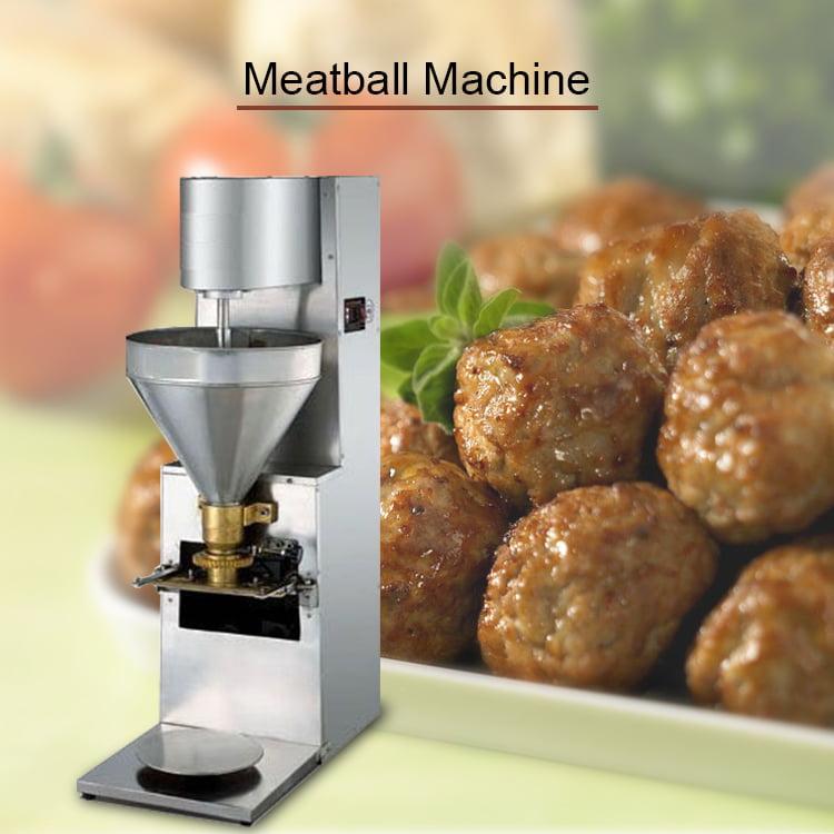 Meatball Making Machine | Meatball Forming Machine