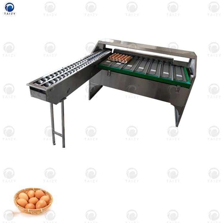 egg grading machine
