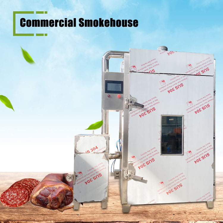 smoking machine