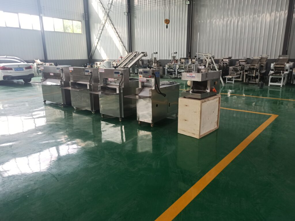 Different types of lamb rolling machine