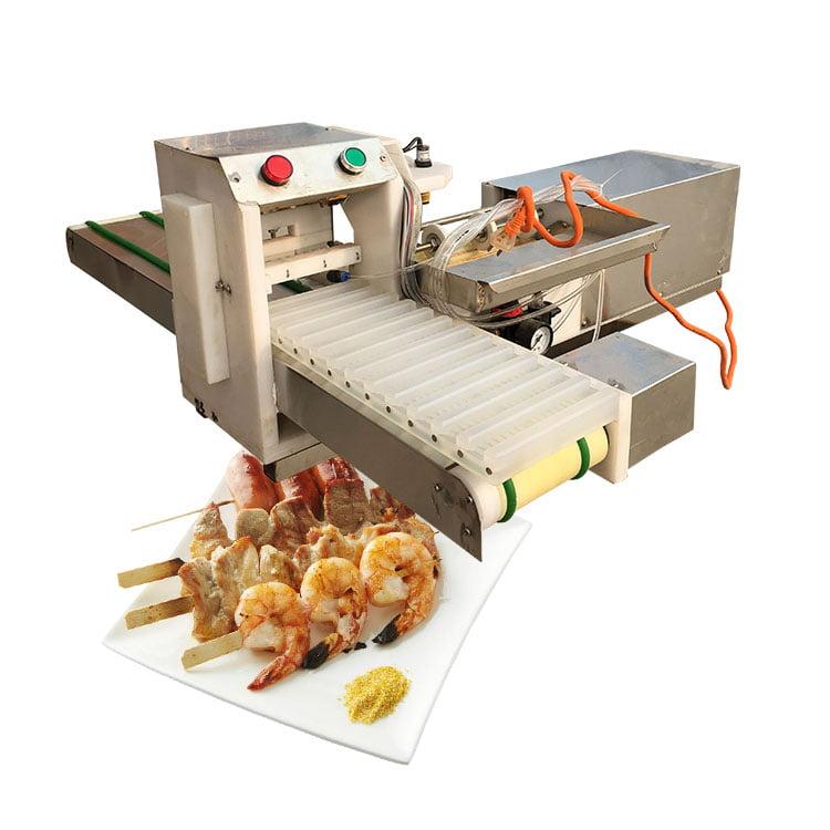 Meat Stringing machine